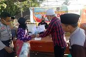 Rp. 225.000.000 Disalurkan untuk BLT DD Tahap II Desa Bujak.