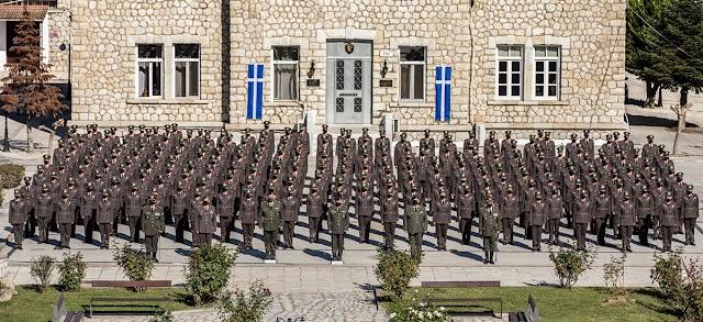 Ορκωμοσία 233 Σπουδαστών Ιης Τάξης της ΣΜΥ (ΦΩΤΟ)