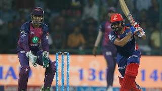 DD vs RPS 52nd Match IPL 2017 Highlights