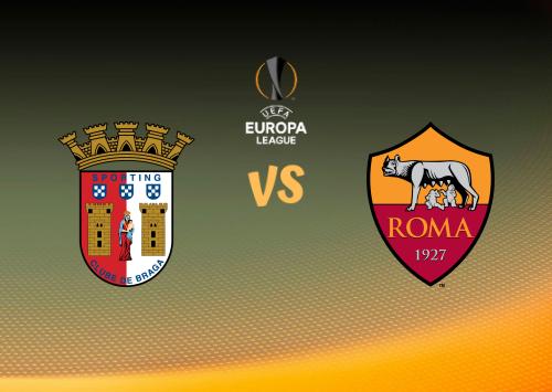 Sporting Braga vs Roma  Resumen