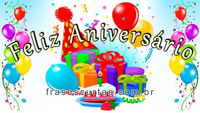 Frases Feliz Aniversario