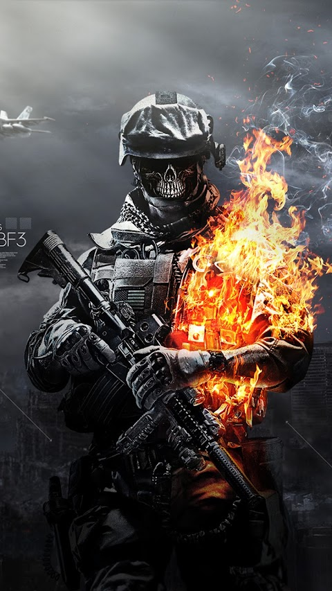 Chiến Binh Hỏa Ngục