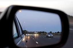 Fungsi Dan Kegunaan Kaca Spion Pada Kendaraan