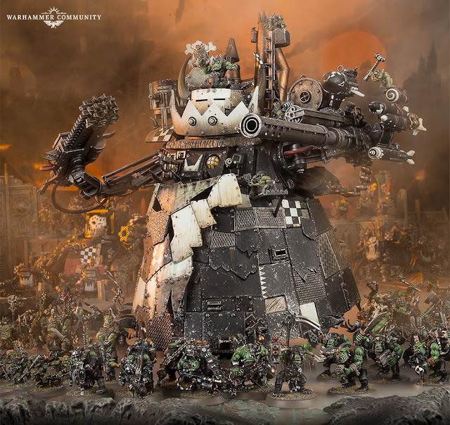 Pizoteador Orkos Apocalypse
