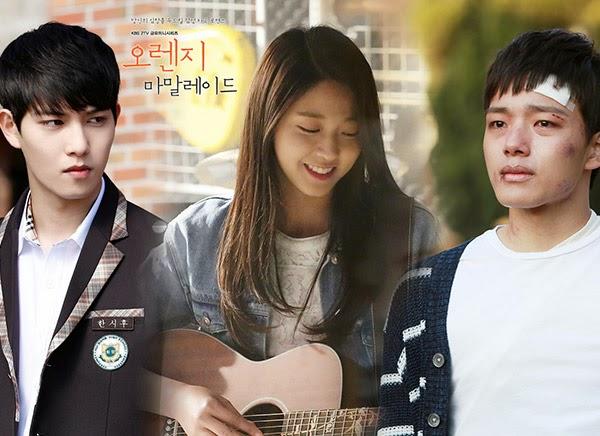 2015年韓劇 橘子果醬線上看