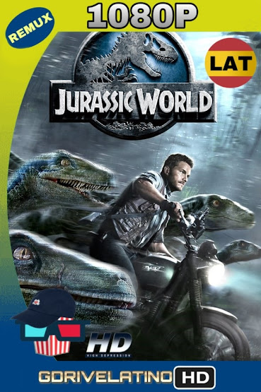Jurassic World (2015) BDRemux 1080p Latino-Ingles MKV
