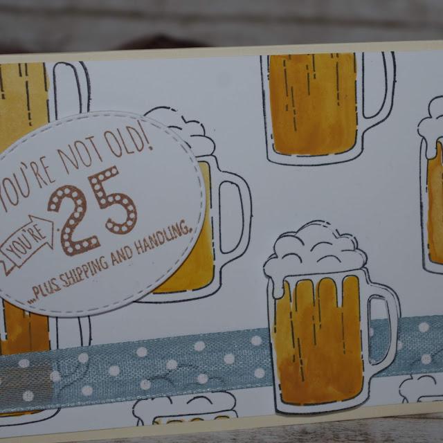 [DIY] Happy Birthday Beer-Lover! Geburtstagskarte für Bierliebhaber!
