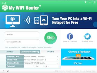 Cara Membuat Hotspot Wifi di PC atau Laptop Tanpa Alat Apapun