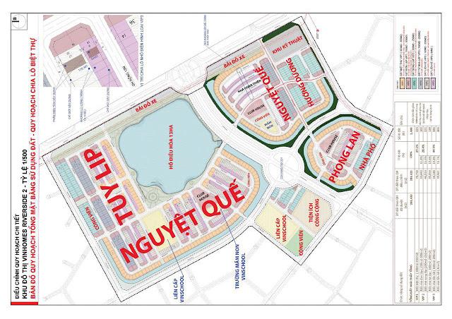Vinhomes Riverside giai đoạn 2 - khu nghỉ dưỡng thời thượng nhất Hà Nội
