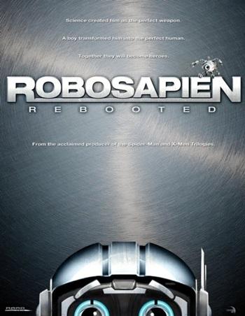 Robosapien DVDRip Latino