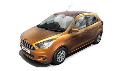 New Ford Figo 2016 gold image