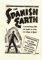Carátula del DVD Spanish Earth