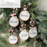 Annie's Christmas Ornament Club