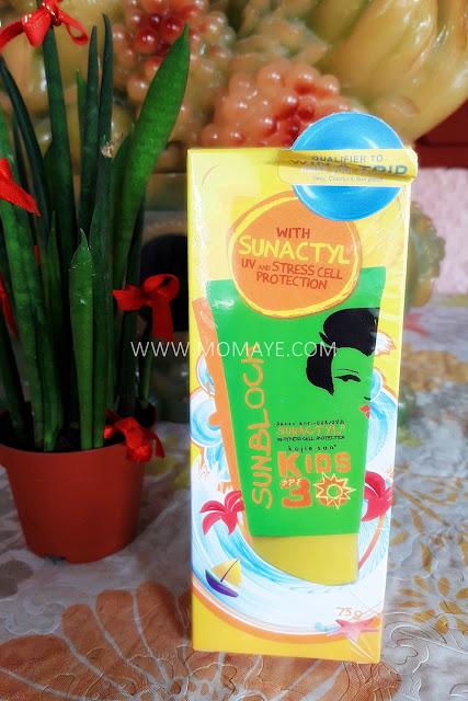 Kojiesan, Kids Sunblock SPF30
