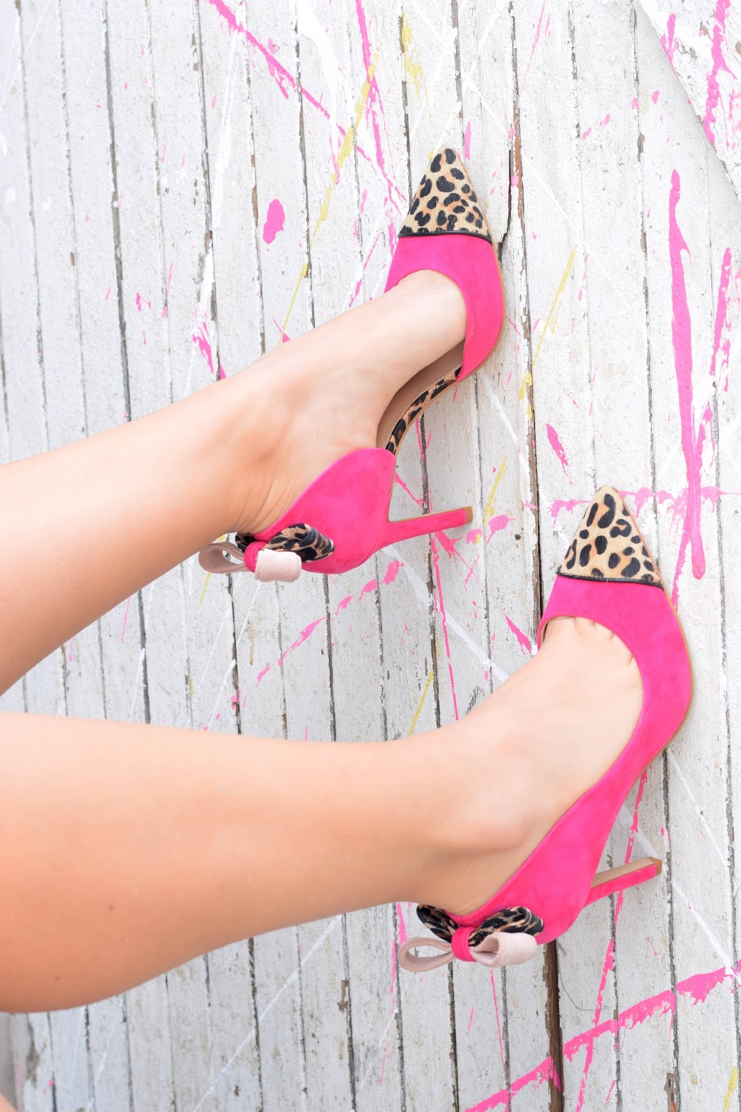 shoes of prey, designer shoes, pink shoes