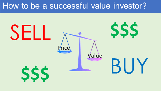 How to be a successful value investor