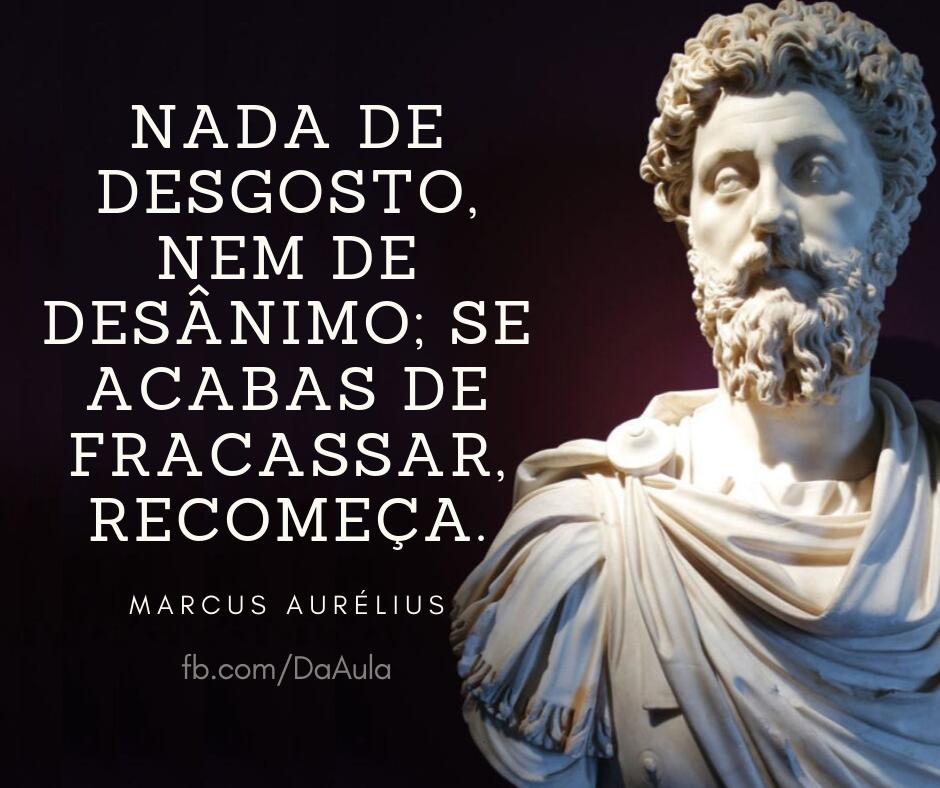 Quem foi Marcus Aurélius