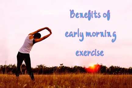 Benefits of early morning exercise for men and women