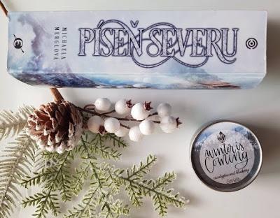 Píseň severu – fantasy série meče a magie (Michaela Merglová, nakladatelství Epocha, edice Pevnost)