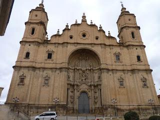 Iglesia parroquial de Santa María la Mayor de Alcañíz.