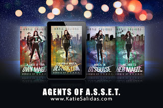 Agents of ASSET Series