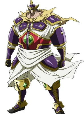 Kousuke Takaguchi sebagai Bason.