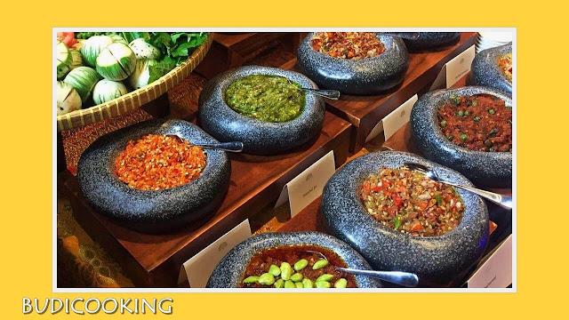 3 Aneka Resep Sambal Pedas dan Sederhana
