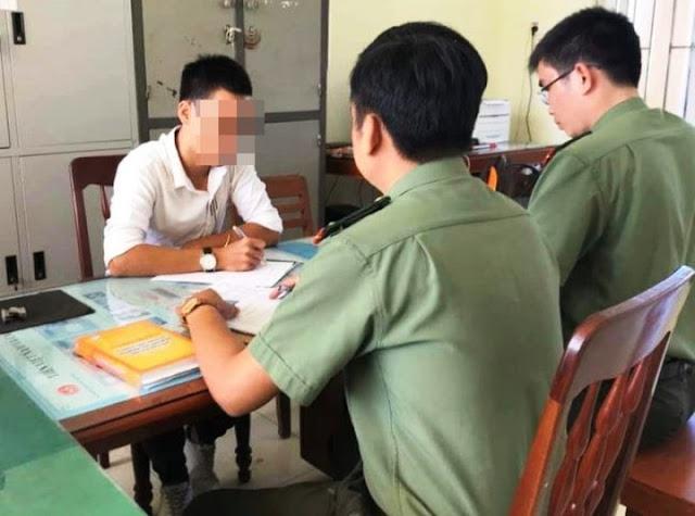 Lên Facebook ví vợ như virus corona người chồng ở Quảng Ngãi bị xử lý