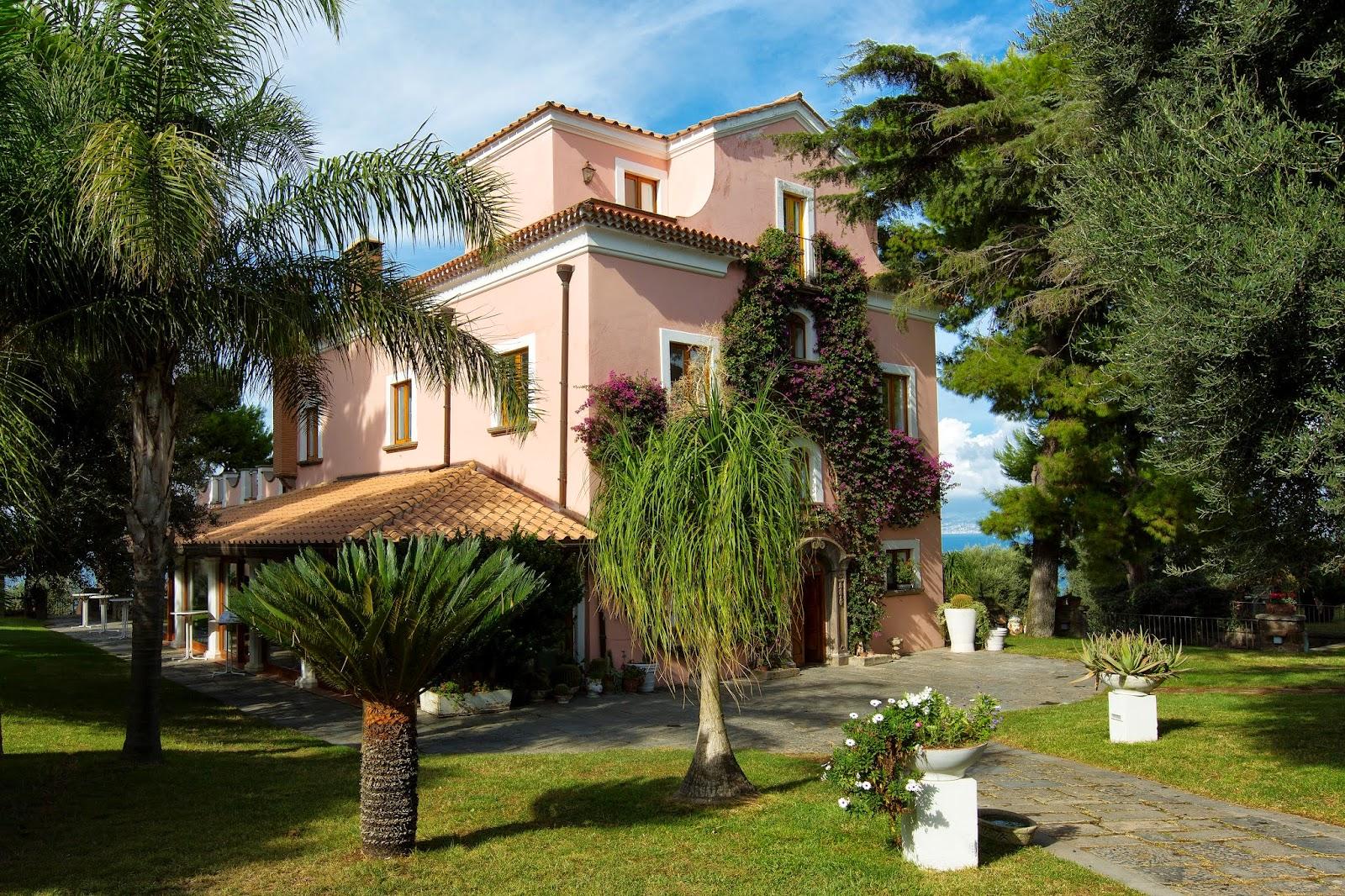 Villa Capo Santa Fortunata, Sorrento, Italy