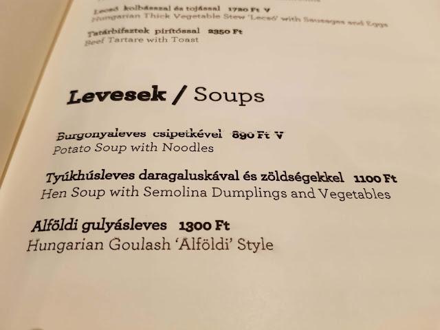 Blog Apaixonados por Viagens - Budapeste - Onde Comer - Gettó Gulyás