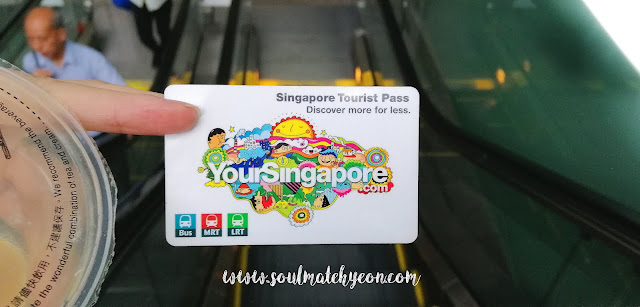 Hyeon's Travel Journal; All About Singapore Tourist Pass (STP)