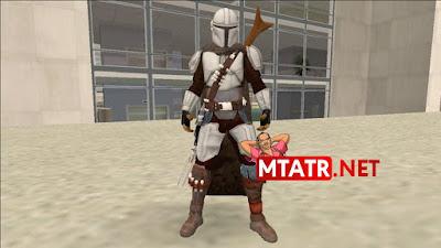 MTA SA The Mandalorian Skin