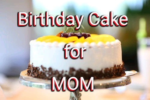 Happy Birthday Mom Letter - A Caring Mother