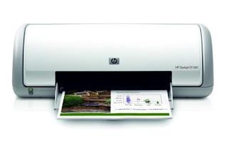 HP Deskjet D1360 Printer Driver Download Update