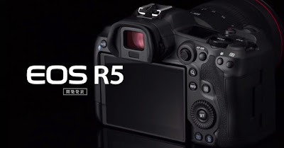 Review Canon EOS R5 2020