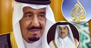 السعودية تغلق موقع ميدل إيست القطرى بعد هجومه على الملك سلمان