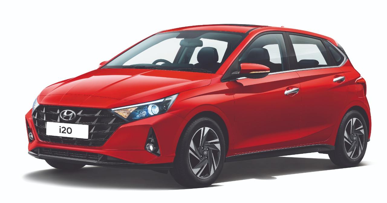 Hyundai All New i20 2021 India - MotorZest 6