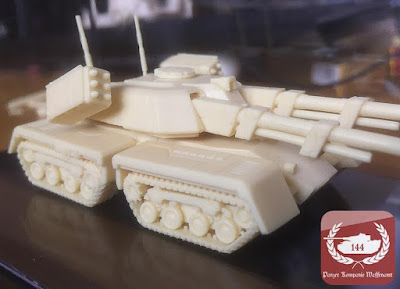 Mammoth Tank MK.I from 1/144 Tank picture 5