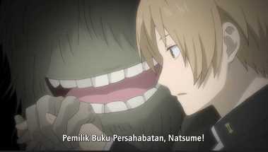 Natsume Yuujinchou Go Subtitle Indonesia Episode 09