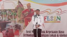 Disdikbud Kabupaten Tebo Gelar FL2SN Tingkat SD dan SMP