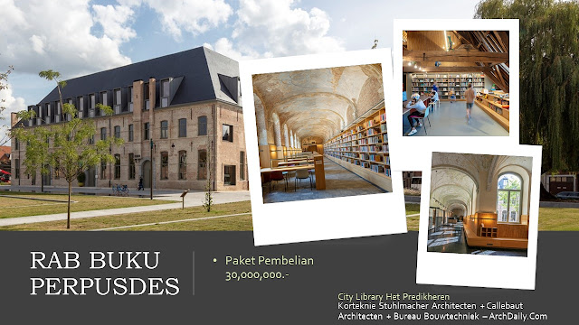Paket 30 Juta RAB Buku Perpustakaan Desa 2020