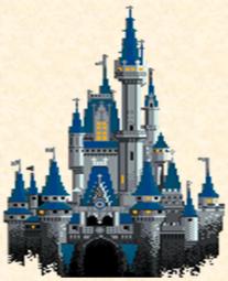 princesa castelo encantado