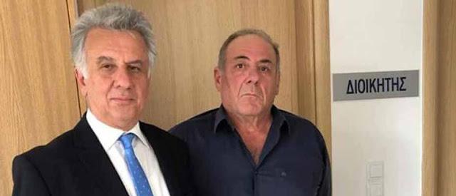 Ο Δήμαρχος Ερμιονίδας κρατείται στο αστυνομικό τμήμα για τα σκουπίδια (βίντεο)