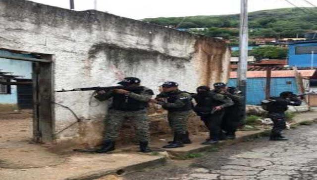 Faes ha matado a ocho integrantes de bandas en Aragua en las últimas 24 horas
