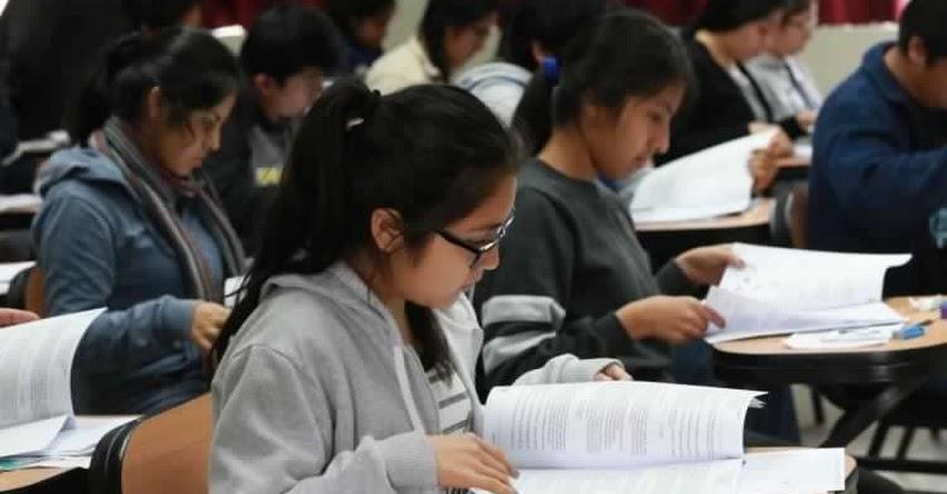 PRONABEC: Crédito educativo puede pagarse también al término de la carrera - www.pronabec.gob.pe