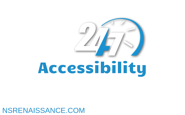 24/7 accessibility