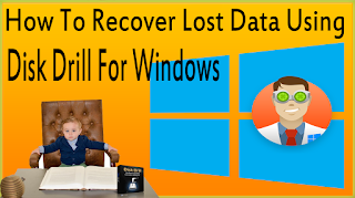 Use Disk Drill For Windows To Recover Lost Data From Hard Disk,Memory Card,USB,External Hard Disk,Deleted/Formatted Partitions