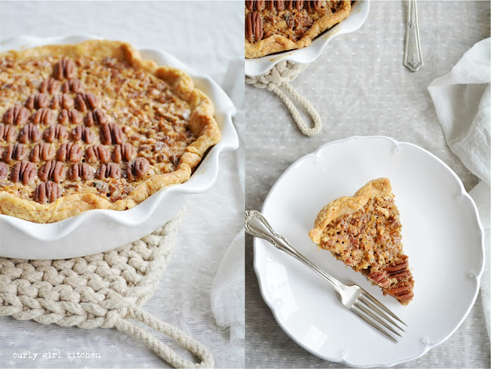 Pecan Pie, Thanksgiving Dessert, Pie Decorating, Pecan Pie Recipe, Brown Butter Pecan
