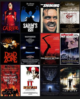 Stephen King movie collection