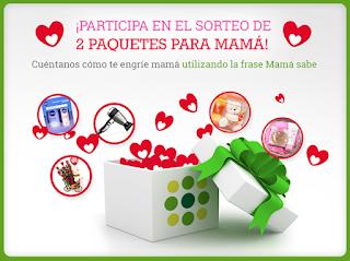 [SORTEO] Gana un paquete de productos para mamá por su día